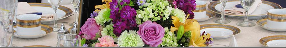 Countryside Wedding Flowers