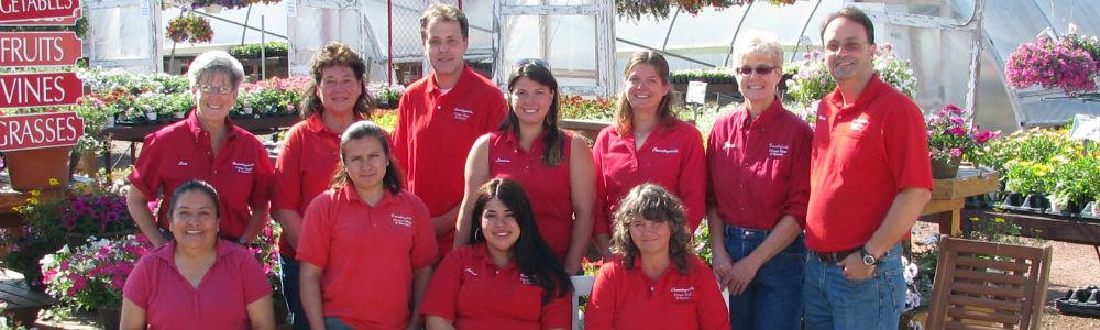 Greenhouse Staff 0615