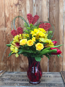 Valentines Day Flowers And Gifts From Countryside Flower Shop In