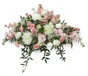 sympathy soft pinks